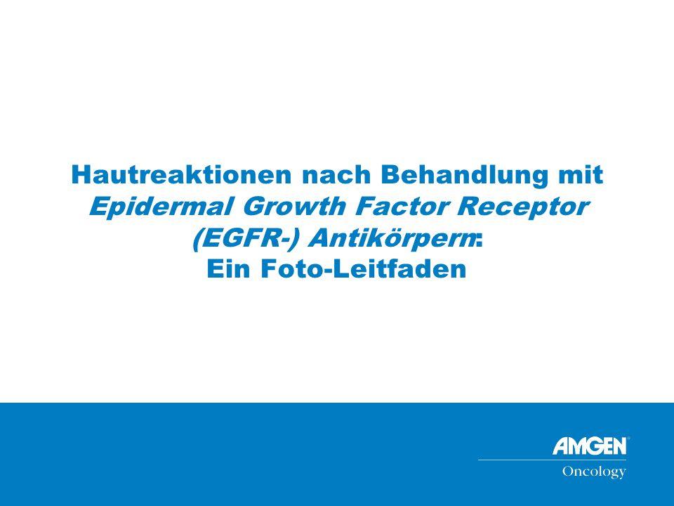 Anwendungsgebiet (EU) Vectibix ® Fachinformation Panitumumab ist indiziert zur Behandlung von erwachsenen Patienten mit metastasiertem kolorektalem Karzinom (mCRC, metastatic colorectal cancer) mit RAS-Wildtyp in der Erstlinientherapie in Kombination mit FOLFOX oder FOLFIRI in der Zweitlinientherapie in Kombination mit FOLFIRI bei Patienten, die in der Erstlinientherapie eine Fluoropyrimidin-haltige Chemotherapie erhalten haben (ausgenommen Irinotecan) als Monotherapie nach Versagen von Fluoropyrimidin-, Oxaliplatin- und Irinotecan-haltigen Chemotherapieregimen Die Kombination von Panitumumab mit Oxaliplatin-haltiger Chemotherapie ist bei Patienten mit RAS-mutiertem mCRC oder bei unbekanntem RAS-mCRC-Status kontraindiziert Die empfohlene Dosis von Panitumumab beträgt 6 mg/kg Körpergewicht einmal alle zwei Wochen