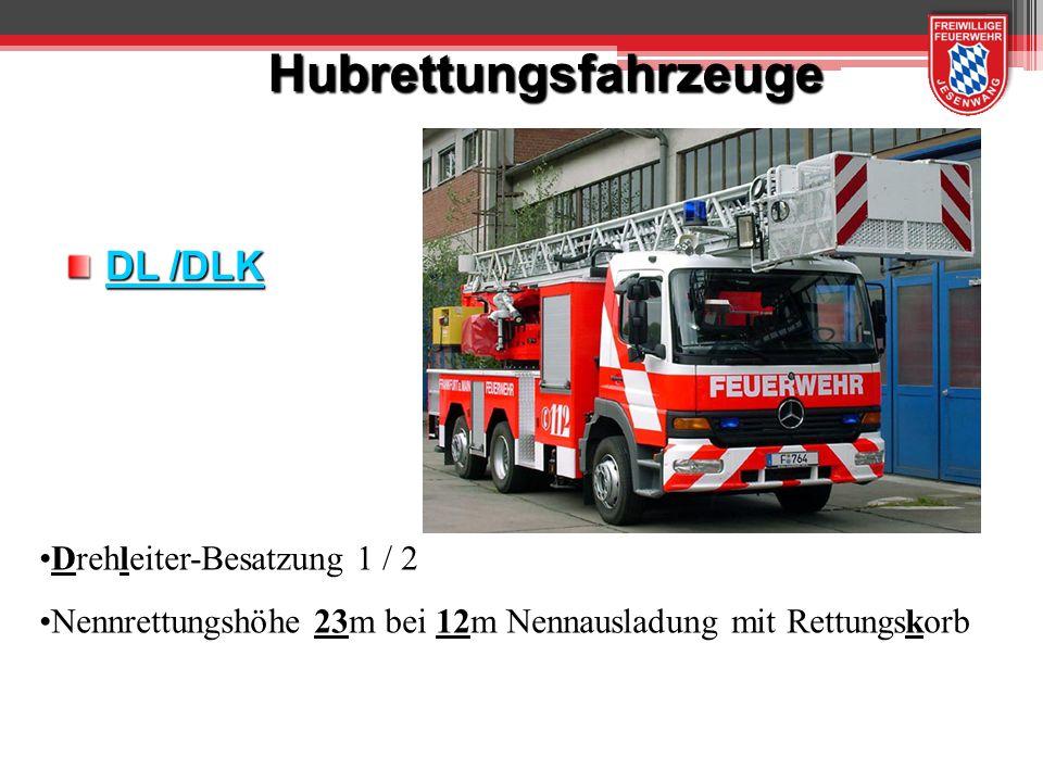 Sonderlöschfahrzeuge HTLF Allrad 1600 l bis 2400 l Wassertank Hilfeleistungssatz 3-tlg.