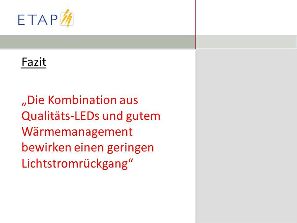LSF = Totalausfall an Lampen