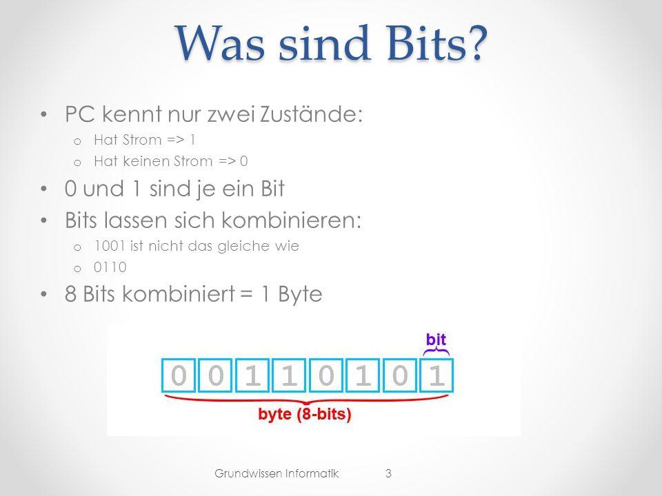 Datei-Endungen Letzte drei/vier Buchstaben nach Punkt (hinter Dateinamen) Standardmässig ausgeblendet o Einblenden über Windows Explorer-Optionen Jedes Programm hat eigene Datei-Endung, z.B.