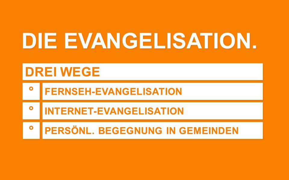 DIE EVANGELISATION.