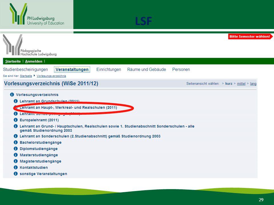 29 LSF
