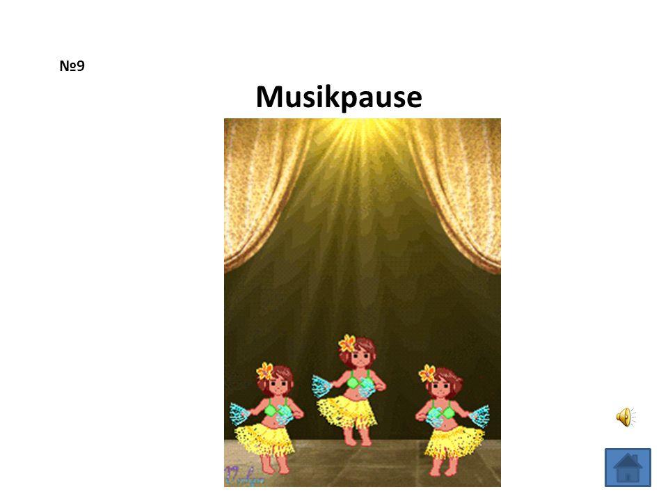 №9 Musikpause