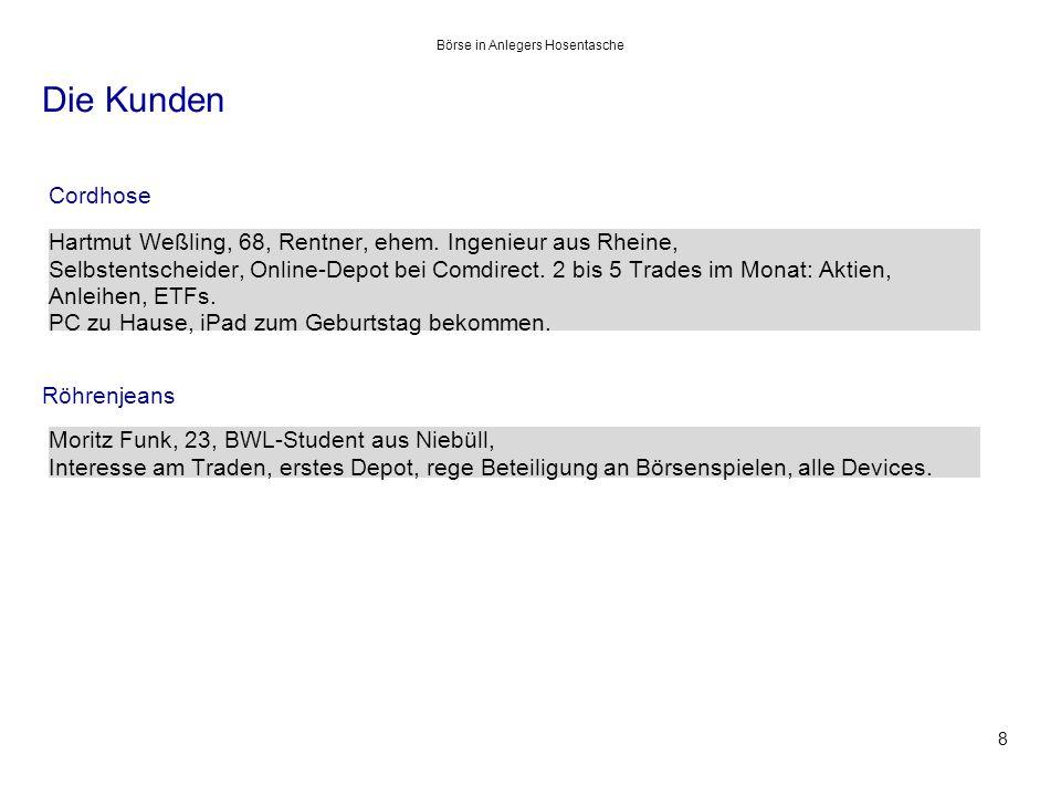 Die Kunden Cordhose Röhrenjeans 8 Hartmut Weßling, 68, Rentner, ehem.