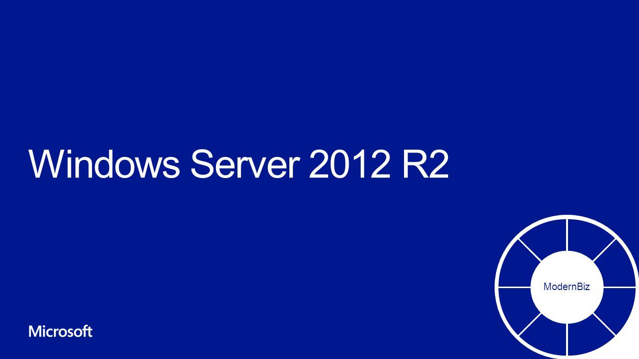 Windows Server 2012 R2 ModernBiz
