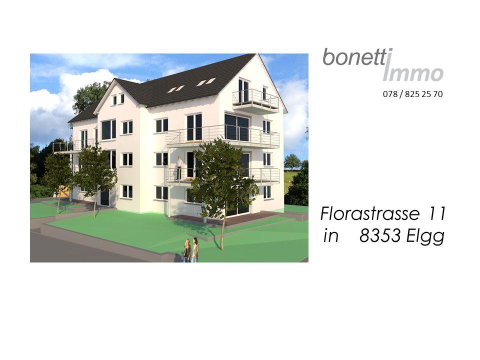 Florastrasse 11 in 8353 Elgg 078 / 825 25 70