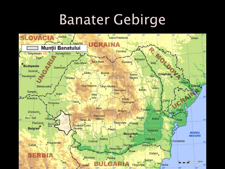 Banater Gebirge