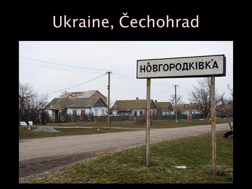 Ukraine, Čechohrad