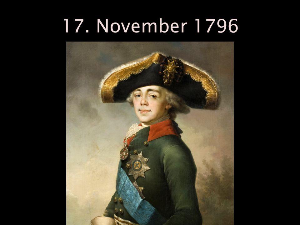 17. November 1796