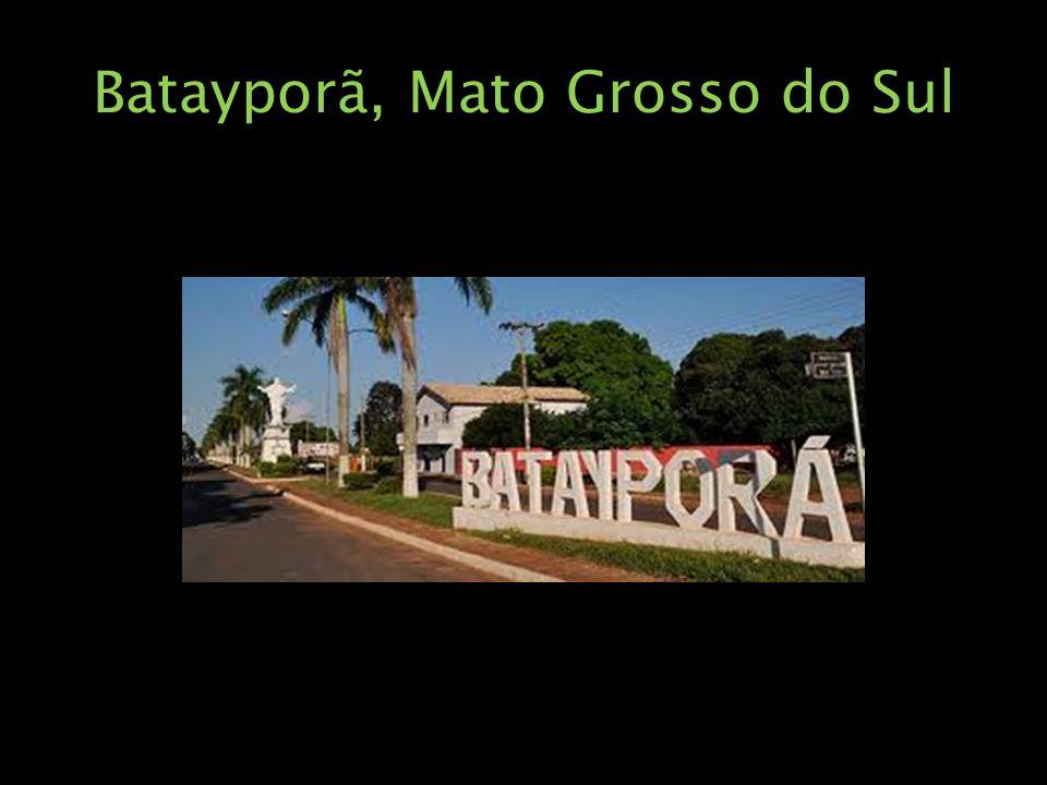 Batayporã, Mato Grosso do Sul