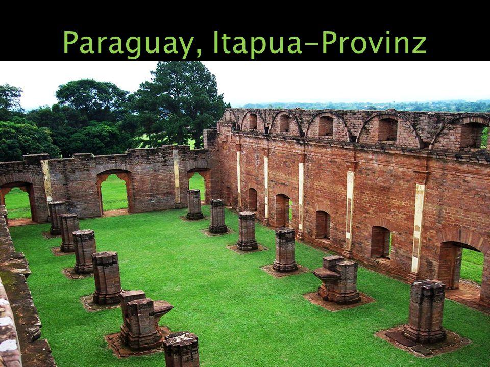 Paraguay, Itapua-Provinz