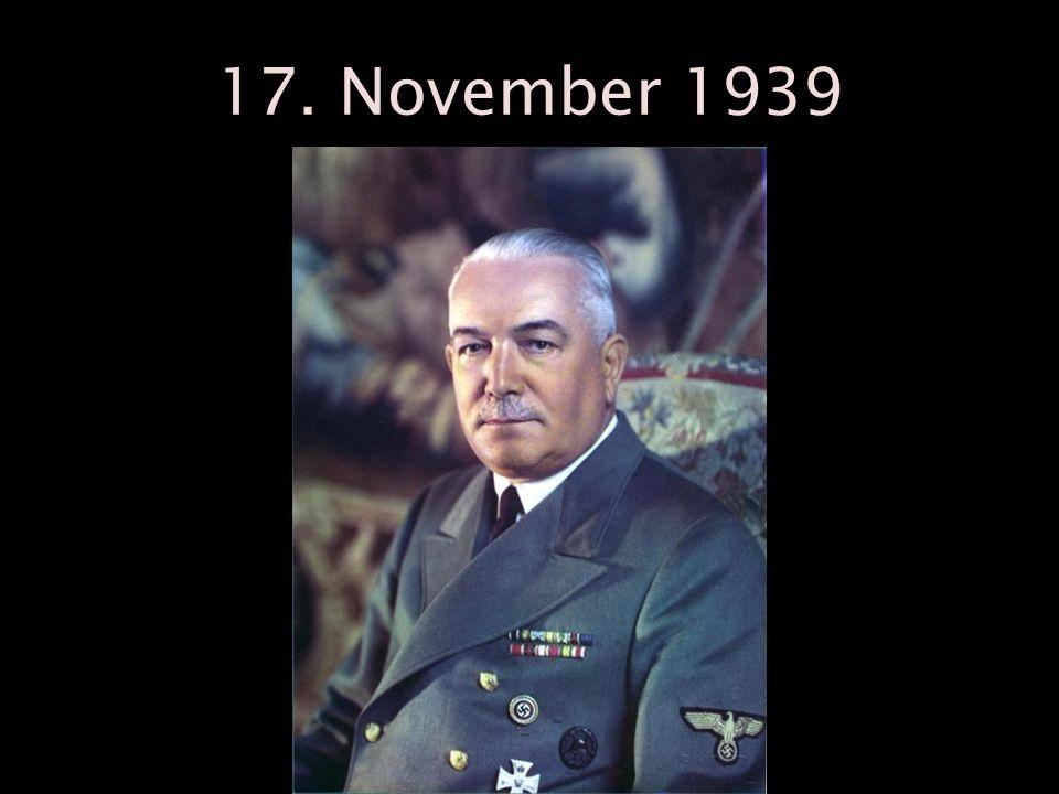 17. November 1939