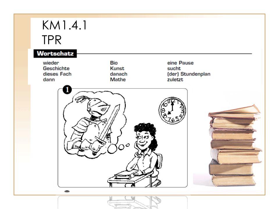 KM1.4.1 TPR