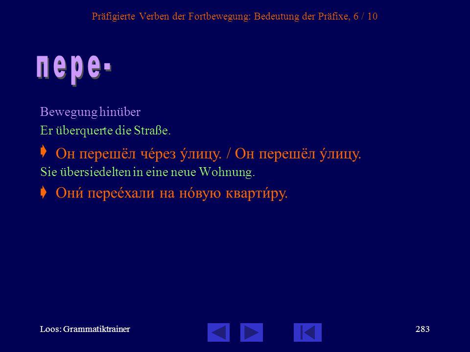 Loos: Grammatiktrainer282 Präfigierte Verben der Fortbewegung: Bedeutung der Präfixe, 5 / 10 Abfahrt nach Fahrplan Der Zug geht in 20 Minuten.   Сам