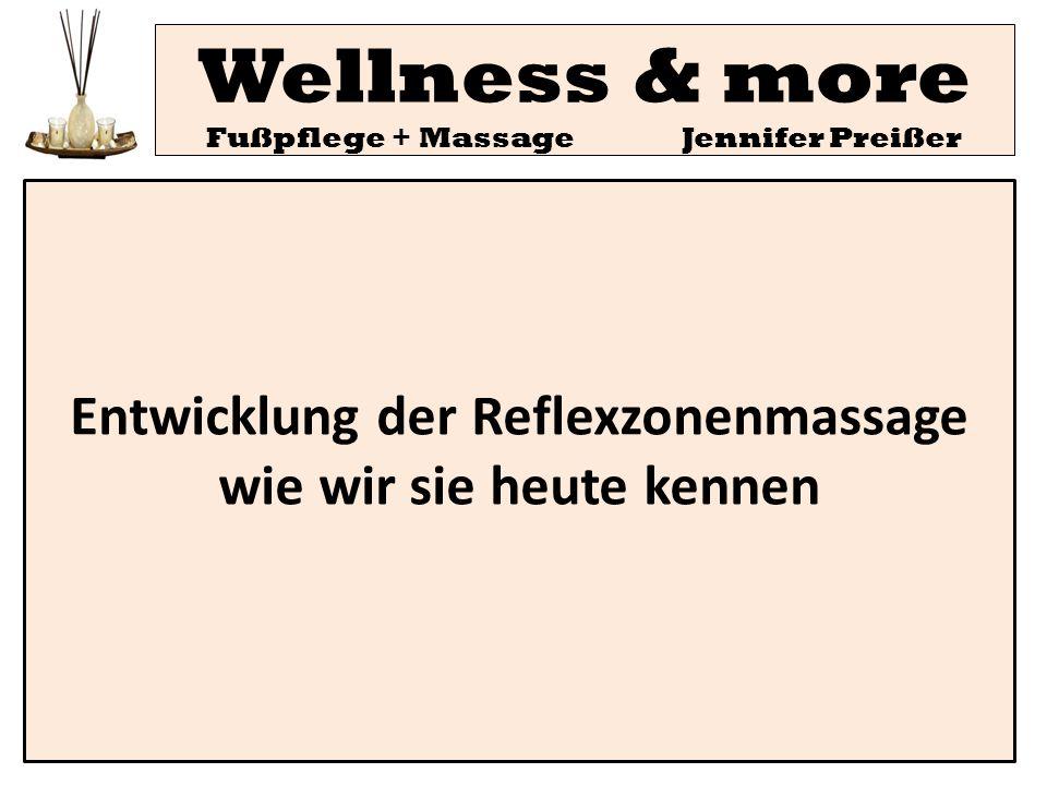 Wellness & more Fußpflege + Massage Jennifer Preißer Theorie 3: Nervenläufe (Head´sche Zonen).