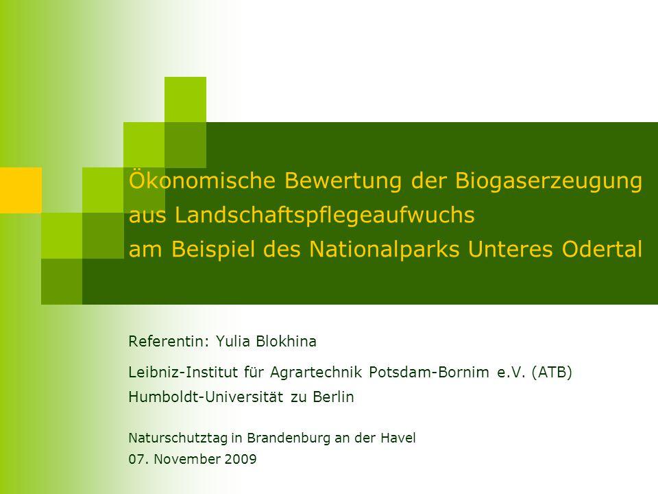 Was ist Biogas.