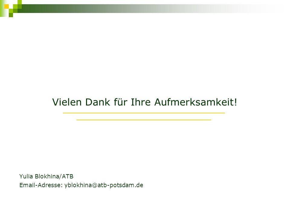 Substratmengen bei der Biogasproduktion ParameterEinheitABCDE LP-Aufwuchs Maissilage Rindergülle t FM/a 4.237 516 558 4.647 566 612 9.603 1.147 1.287 5.649 708 724 12.710 1.511 1.710 ParameterEinheitBiogasanlage in Schwedt LP-Aufwuchs Maissilage t FM/a 13.383 12.858 Varianten I-III Variante IV