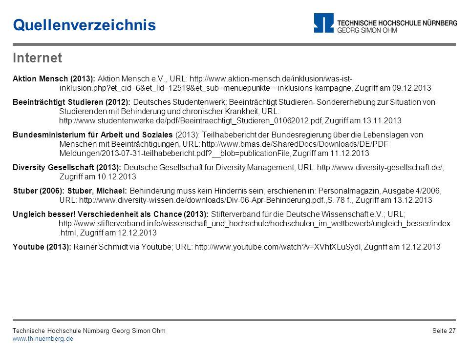 Buchquellen Krell/Sieben (2011): Diversity Management: Chancengleichheit für alle und auch als Wettbewerbsvorteil, in: Gertraude Krell, Renate Ortlieb