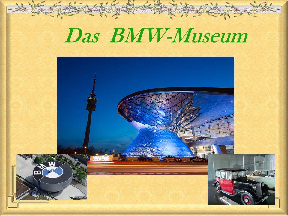 Das BMW-Museum