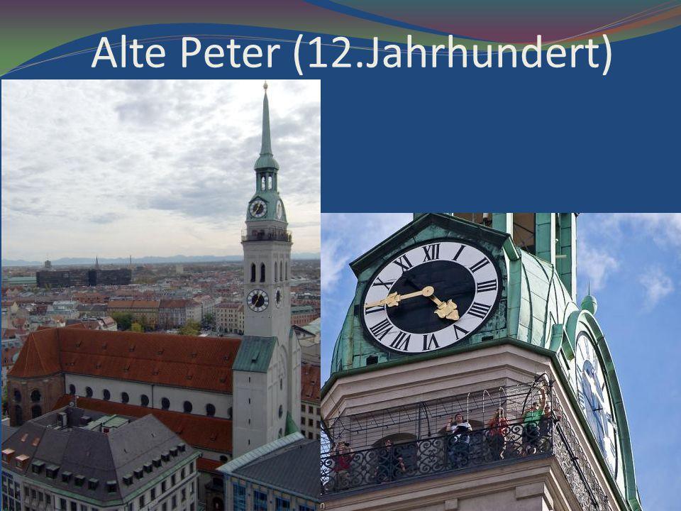 Alte Peter (12.Jahrhundert)