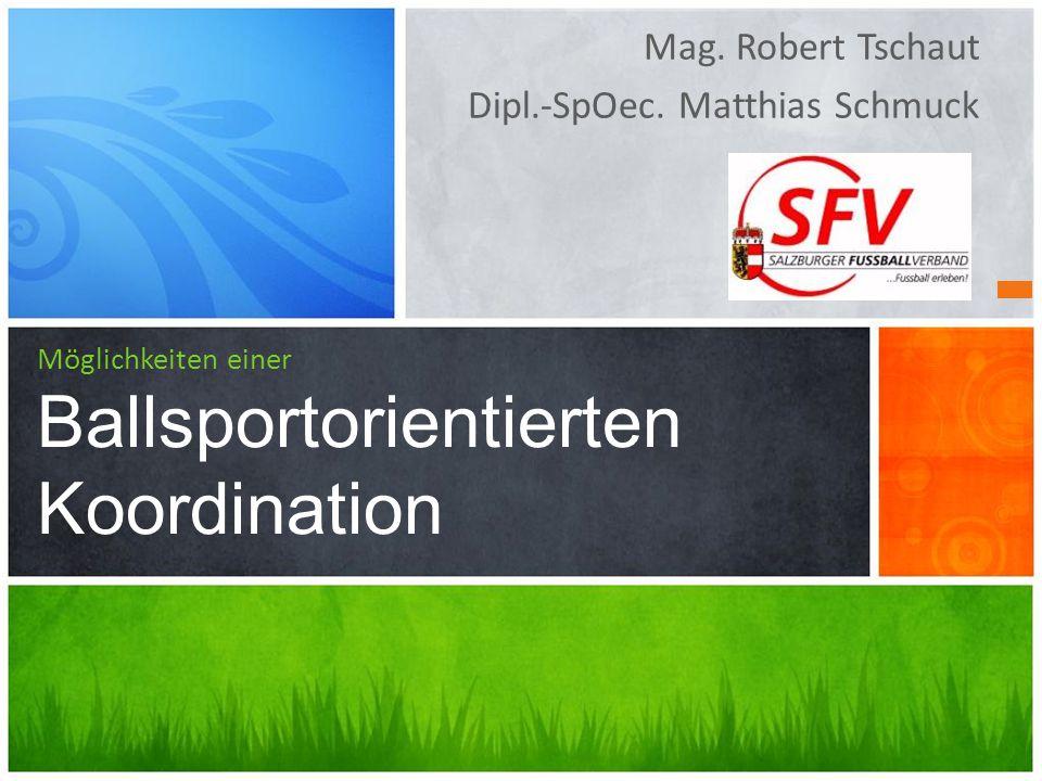 Arten und Inhalte BaSpOrKo Leistungstraining (16 bis 30 Jahre) Koordinatives Spezialtraining Perfektionierung der KF: Differenzierung, Anpassung, Umstellung, Kopplung Württ.