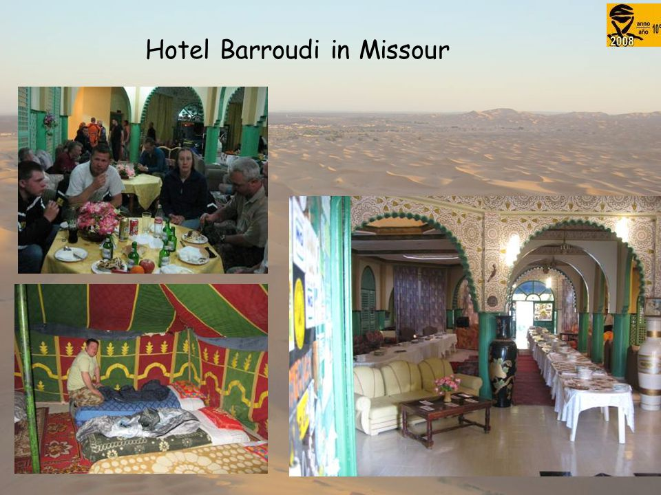 Hotel Barroudi in Missour