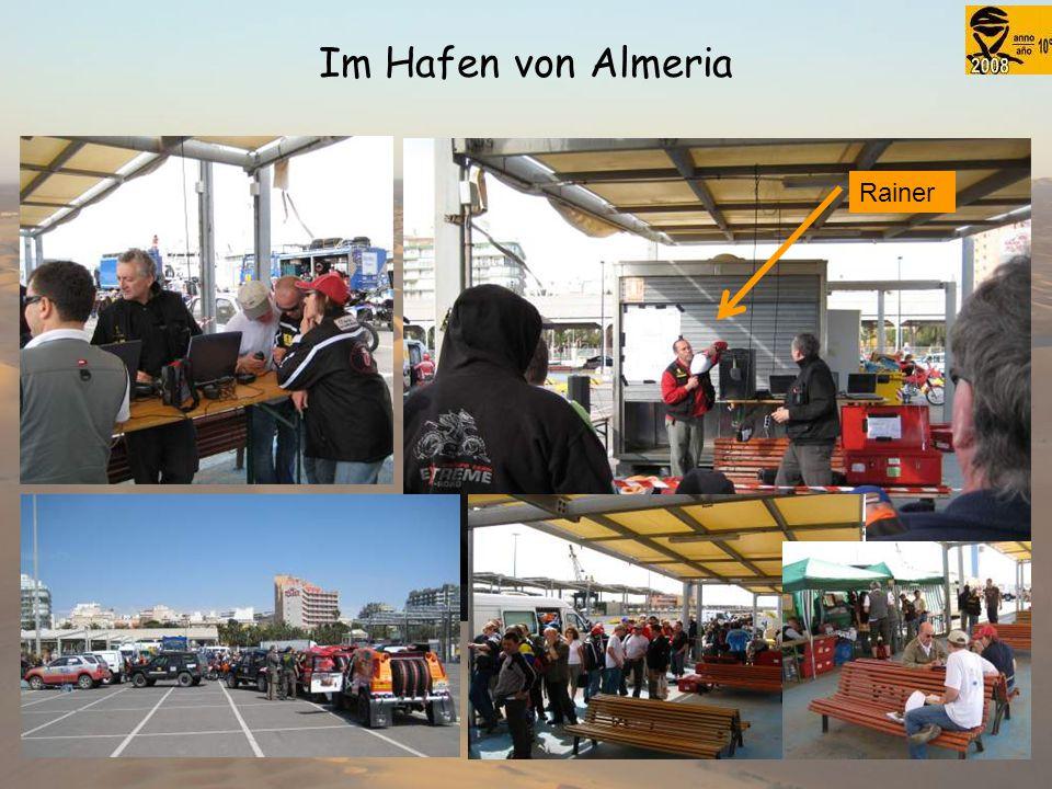 Im Hafen von Almeria Rainer