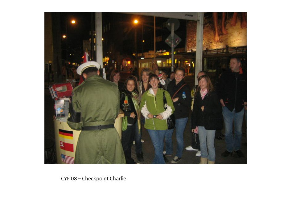 CYF 08 – Checkpoint Charlie