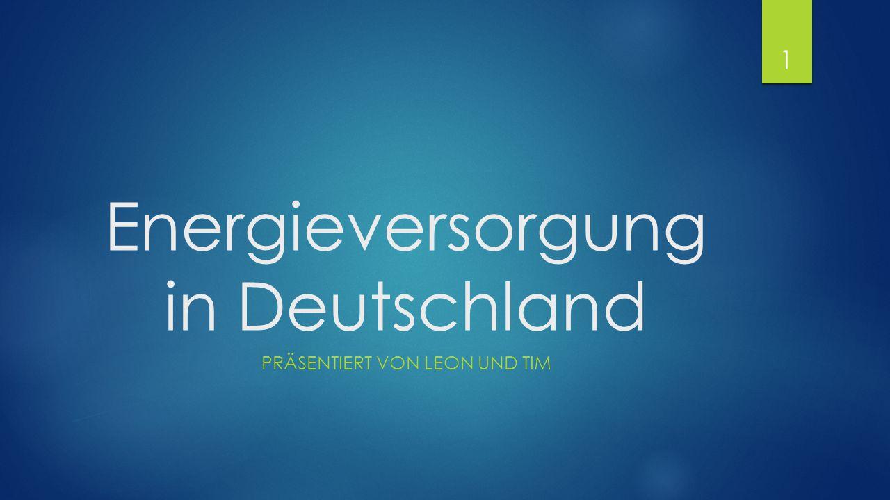 """Gliederung  """"Blackout in Deutschland  Was passiert beim """"Blackout ."""