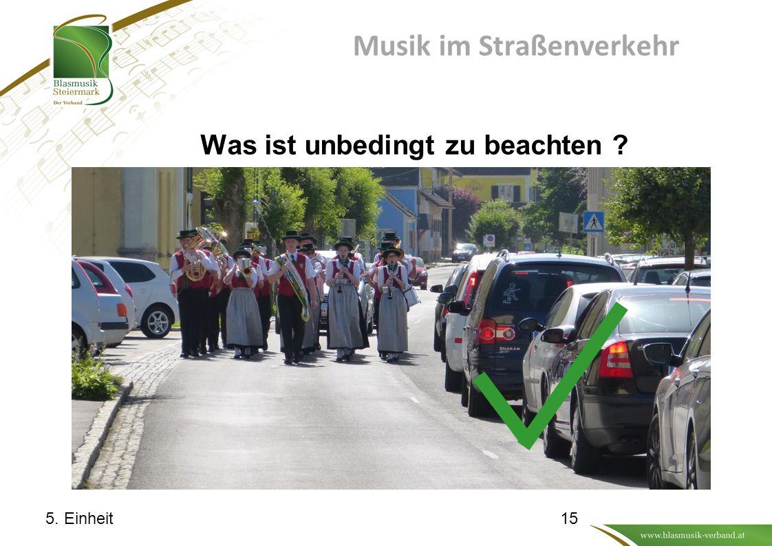 Musik im Straßenverkehr Was ist unbedingt zu beachten .