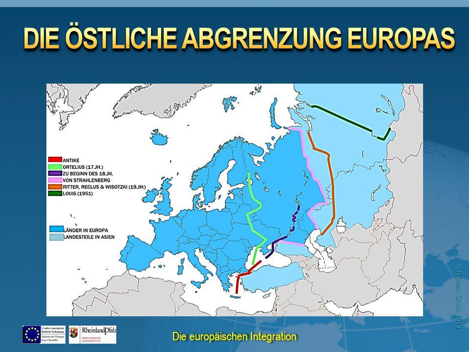 © Richard Stock, 2013 4 Die europäischen Integration