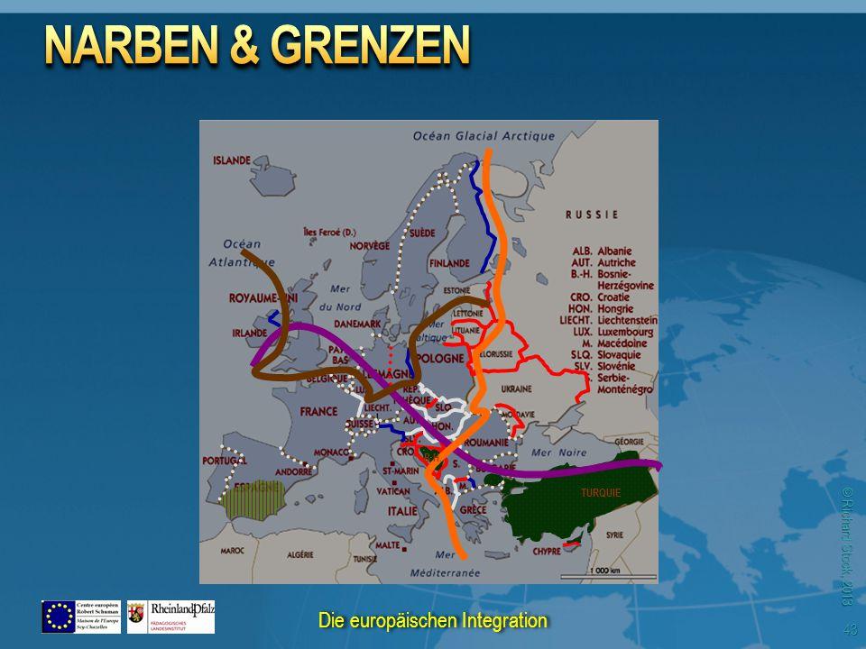 © Richard Stock, 2013 B.H. TURQUIE 43 Die europäischen Integration