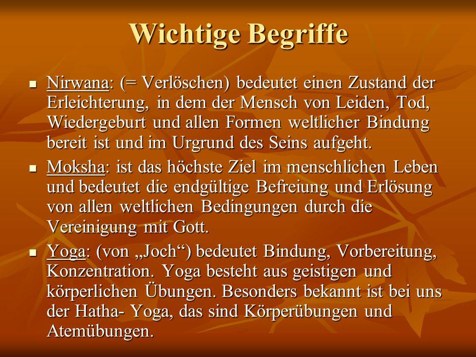 Geschichte des Hinduismus Vedische Zeit Zeit der Upanishaden Klassische Zeit Die islamische Invasion NeohinduismusVerbreitung