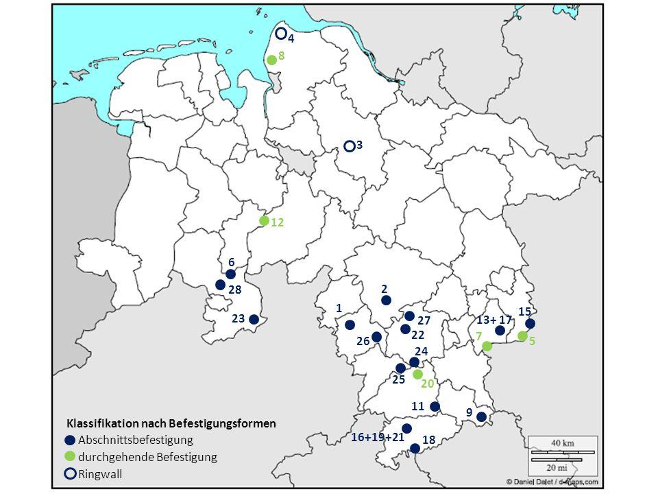 Abschnittsbefestigung Beusterburg (Cossack 2008, 26, Abb.