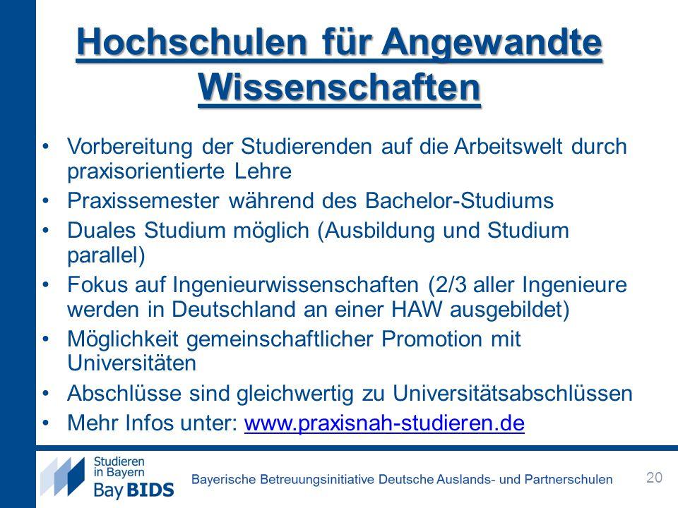 Studieren An Bayerischen Hochschulen 1 © Alfred Borchard / Pixelio