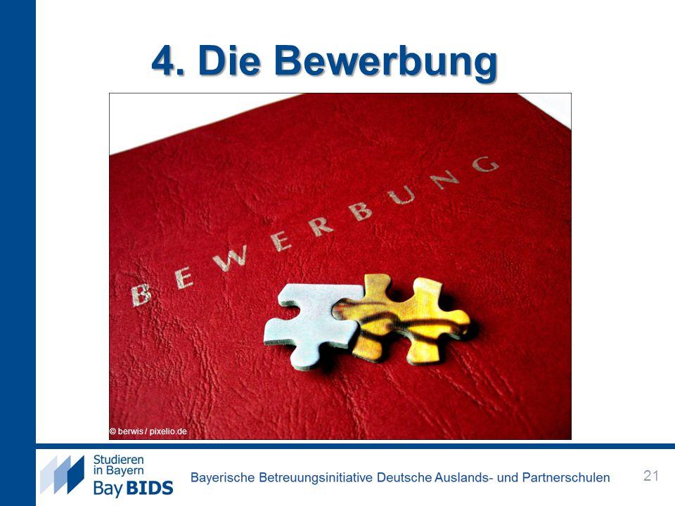 4. Die Bewerbung 21 © Rainer Sturm / pixelio.de © berwis / pixelio.de