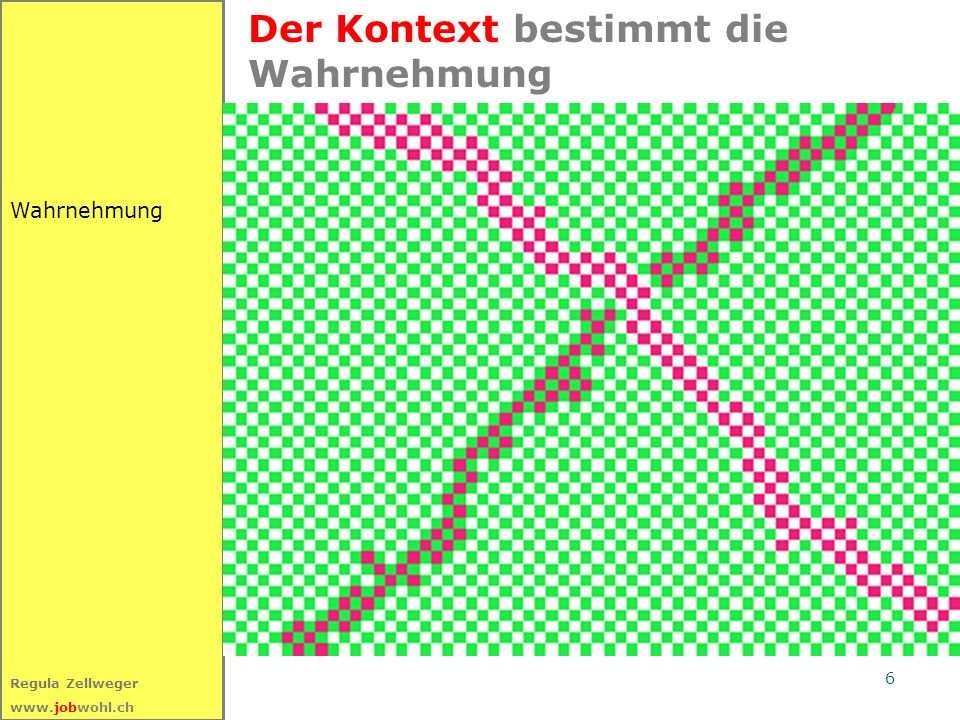 57 Regula Zellweger www.jobwohl.ch Keine Zeit – hab MMI Beispiel MMI - Me, myself and I MMI-Zeiten regelmässig verbindlich in die Agenda eintragen.
