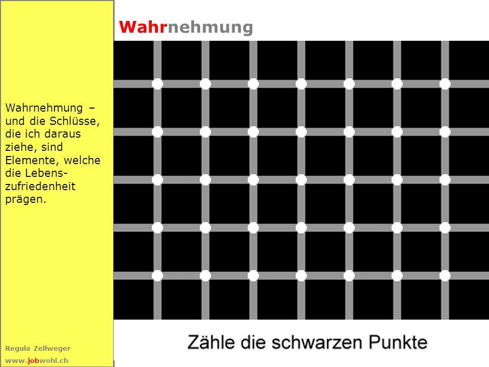 48 Regula Zellweger www.jobwohl.ch Grundsätzlich nicht zur machen Jeder Kritik geht eine Frustration voraus.