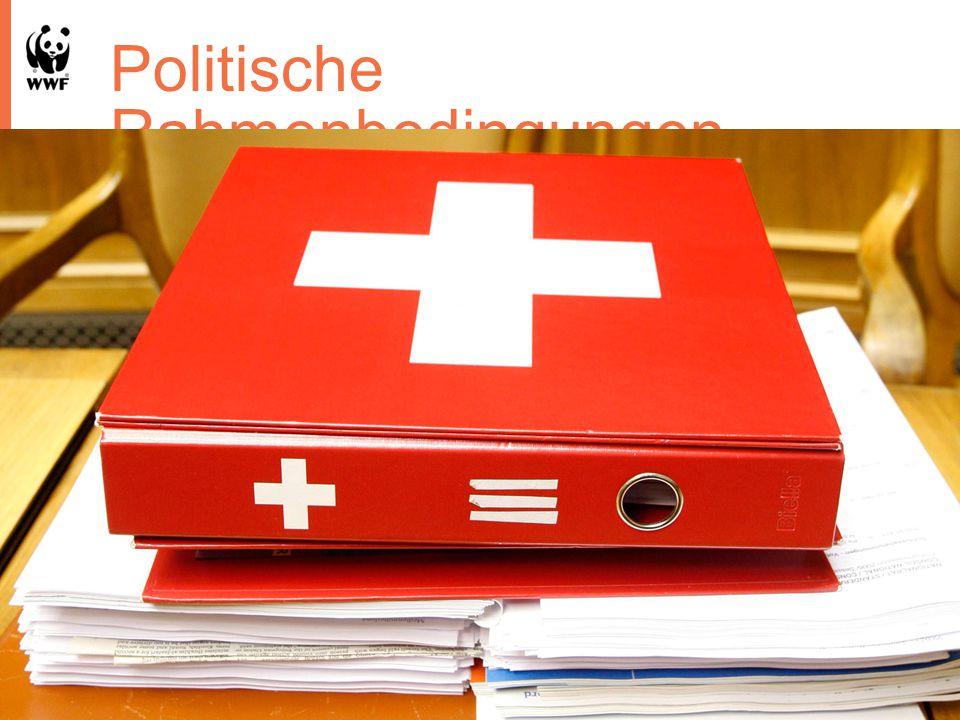 Politische Rahmenbedingungen 22.10.201324