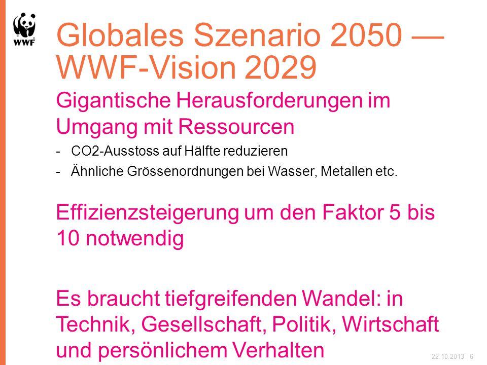 Suffizienz als Wirtschaftsmodell 22.10.201327