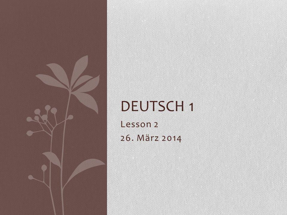 German Film Festival Sonntag, den 30.