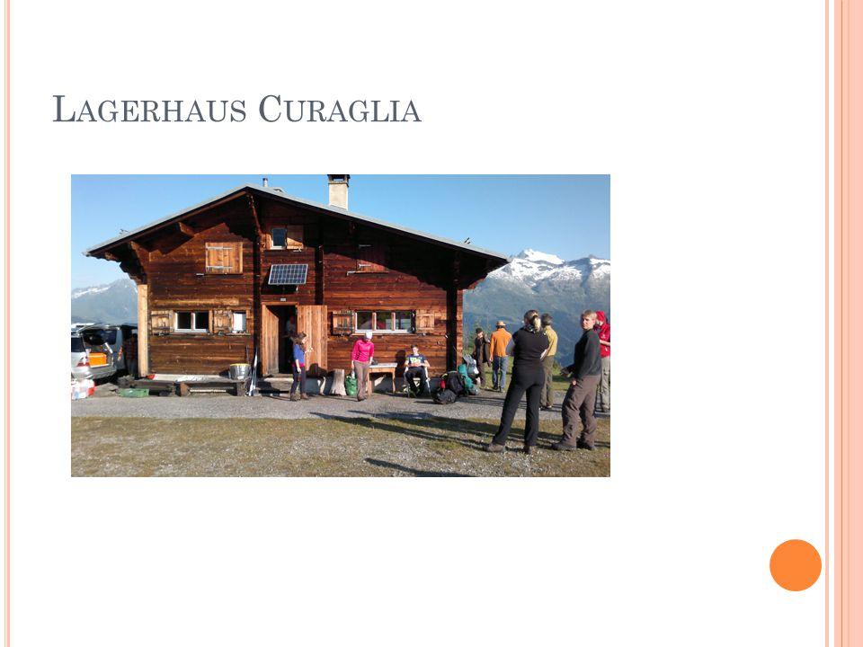 L AGERHAUS C URAGLIA