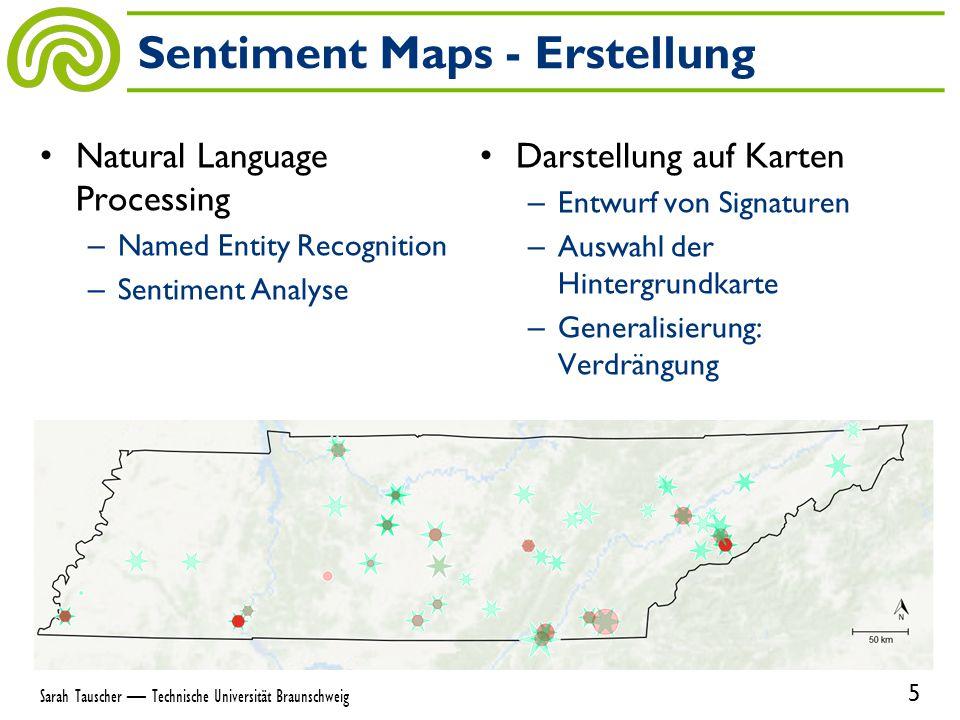 Testfälle 16 Sarah Tauscher — Technische Universität Braunschweig Zufällige Punkte Gebiet: 1000 x 1500 Punktgröße: 20 Anzahl Punkte: 100 Überlappungen: 10 Nicht gelöst: 0