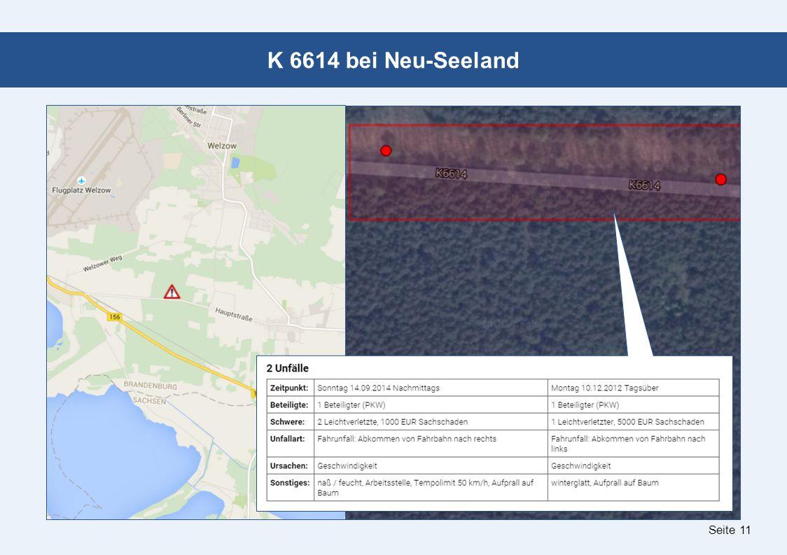 Seite 11 K 6614 bei Neu-Seeland