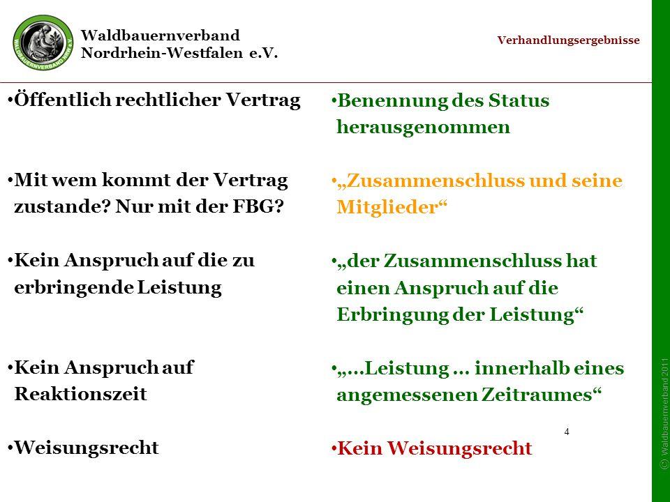 Waldbauernverband Nordrhein-Westfalen e.V.