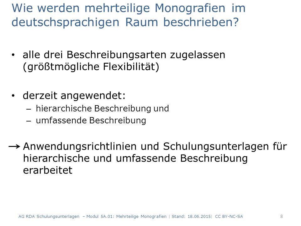 Definition Mehrteilige Monografie in mehrteiliger Monografie Als mehrteilige Monografie in mehrteiliger Monografie werden jene Untergliederungen bezeichnet, die selbst als mehrteilige Monografie gelten können.