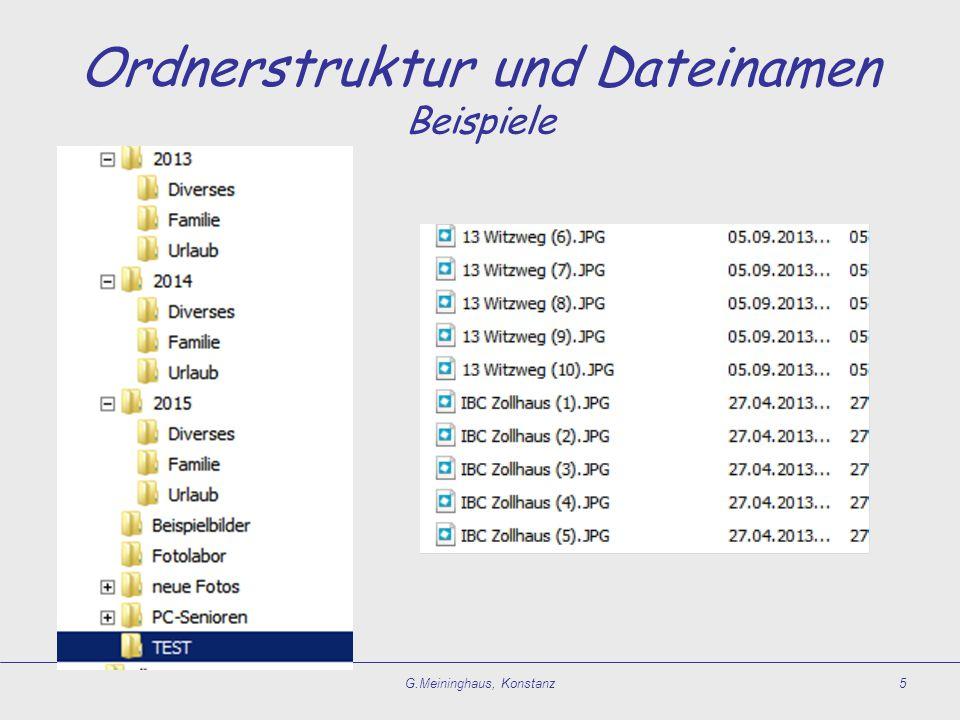 Ordnerstruktur und Dateinamen Beispiele G.Meininghaus, Konstanz5
