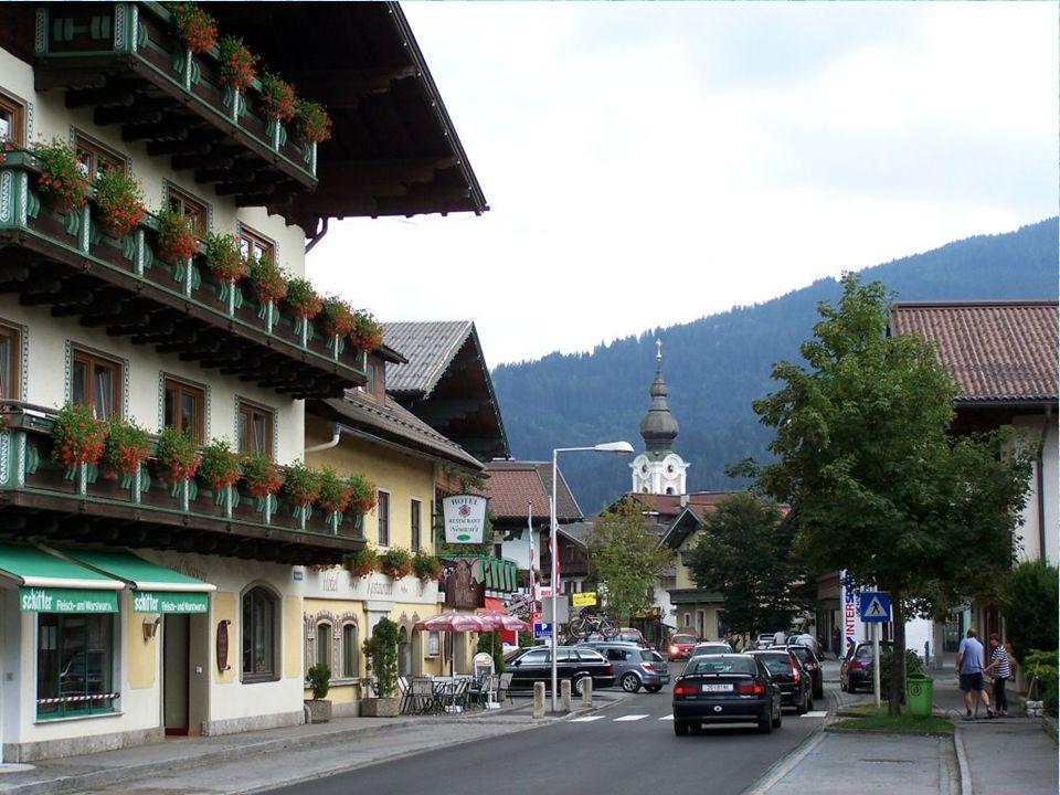 Altenmarkt im Pongau ist nachweislich die älteste Siedlung und zugleich Mutterpfarre im Salzburger Ennstal.