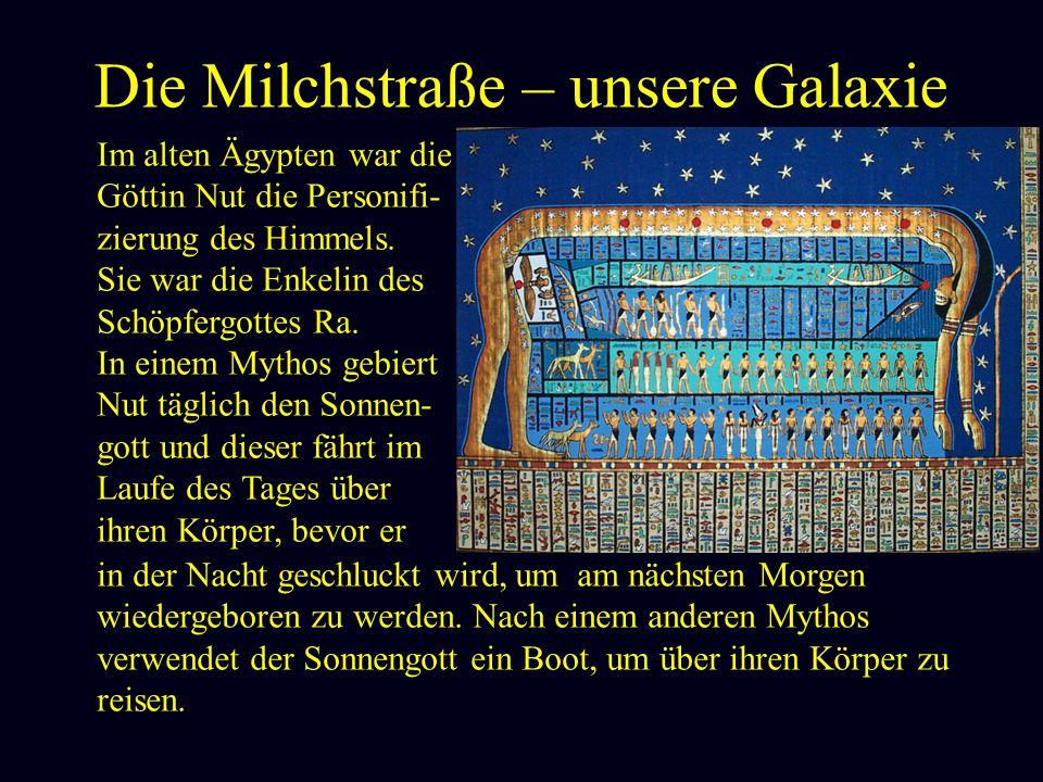 Die Milchstraße mit ihren Kugelsternhaufen Der Kugelsternhaufen M80 im Sternbild Skorpion befindet sich rund 28.000 Lichtjahre von der Sonne entfernt.