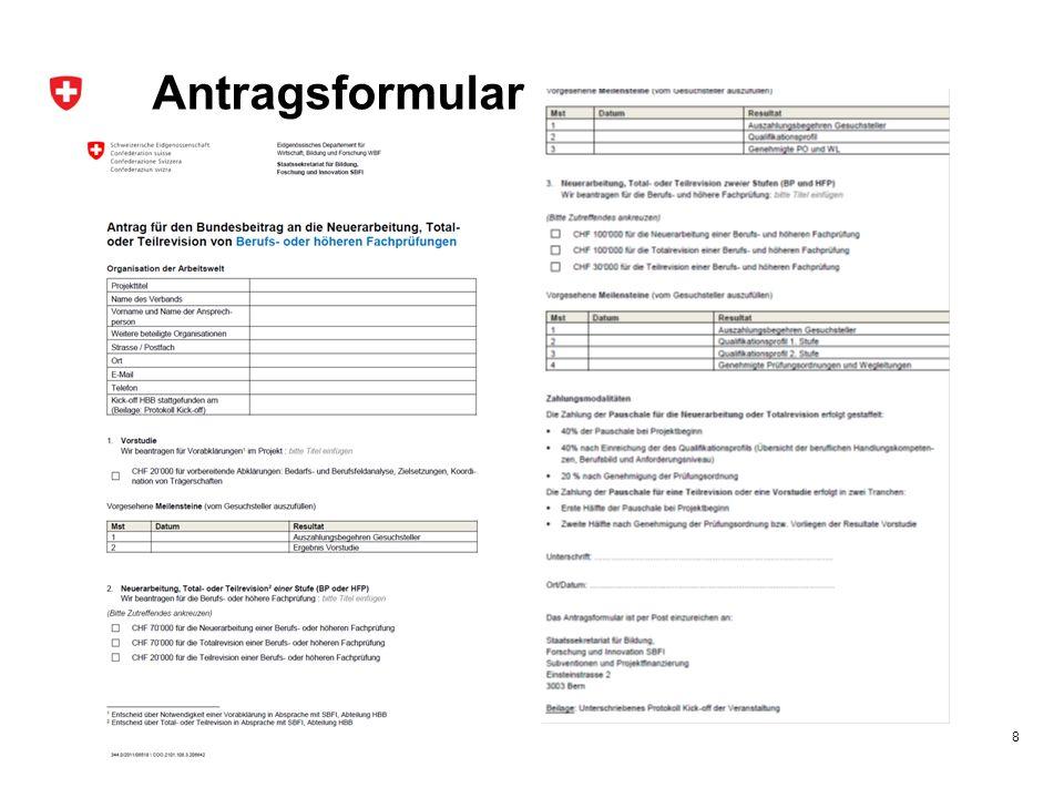 Antragsformular 8